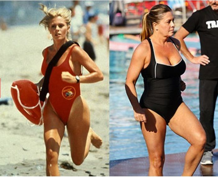 baywatch stars 01 The Baywatch Cast 25 Years Later