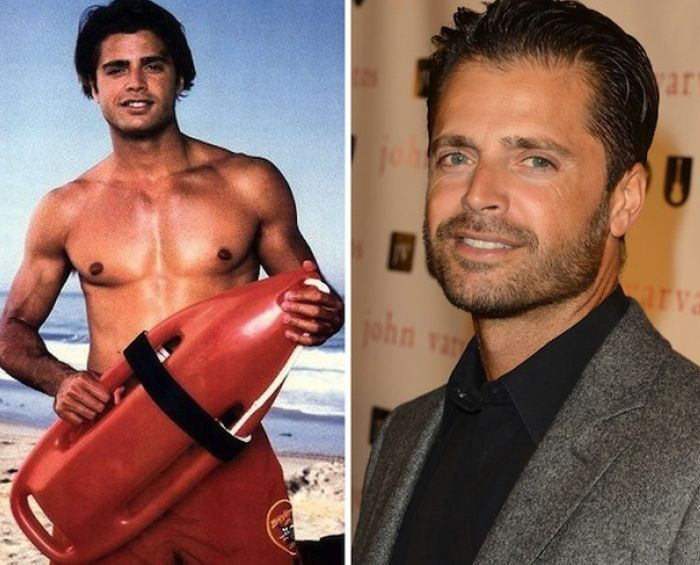 baywatch stars 02 The Baywatch Cast 25 Years Later