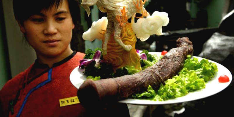 20 of the weirdest foods people eat around the world 4 20 Bizarre Foods from Across the Globe