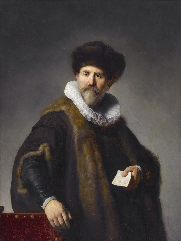 Rembrandt van Rijn Nicolaes Ruts 1631 610x813 20 Advantageous Stuff About Being A Lefty