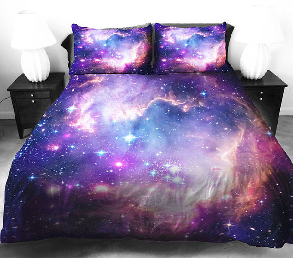 galaxy moon themed houseware interior design ideas 55  605 20 Amazing Galaxy Inspired Interior Design Ideas Space Junkies Would Love